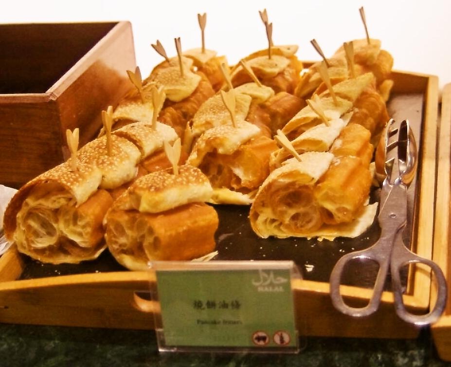台湾の名産が味わえる朝食ビュッフェ