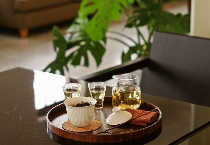 3階「春田茶室」
