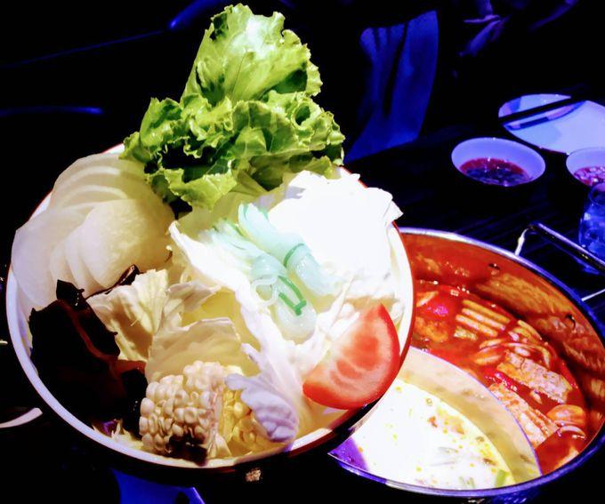 タイ風の鍋について