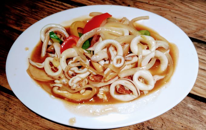 安くておいしい台湾料理の数々