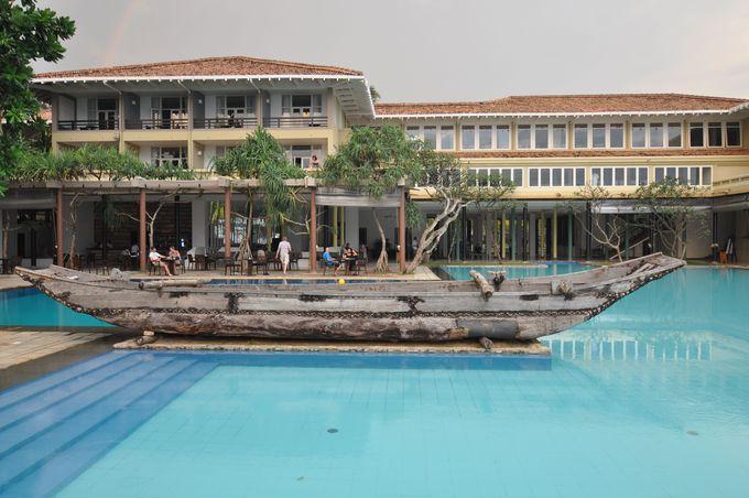 ビーチリゾートホテルの先駆的役割を果たした知る人ぞ知るホテル!