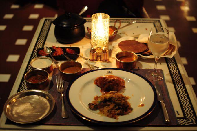 宿泊者しか予約できない絶品レストラン「イスファハン」