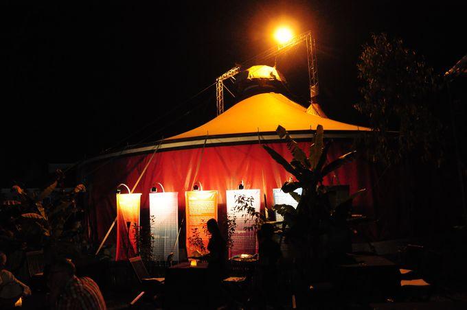 シェムリアップの夜はサーカスで盛り上がる!