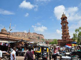 『ONE PIECE』アラバスタ編の舞台!インドのブルーシティ「ジョドプール」で一番青い場所を探せ