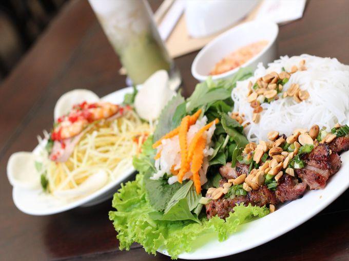 ベトナム料理を食べ歩き