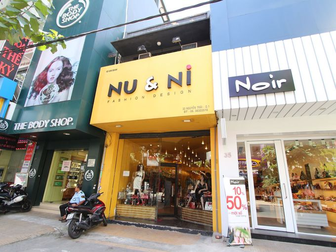 服飾アイテムを求めるならこちら!ベトナム人の若者が集まる「グエンチャイ通り」