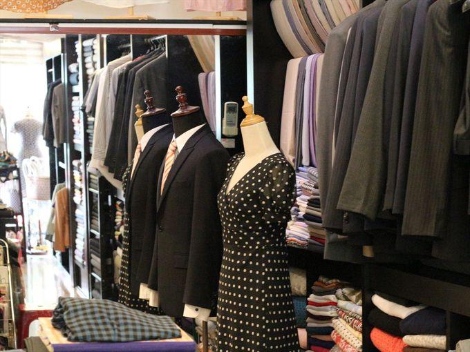 「Usagi(うさぎ)」のオーダーメイドは男性にもおすすめ!ビジネス用のシャツとスーツはこちらで!