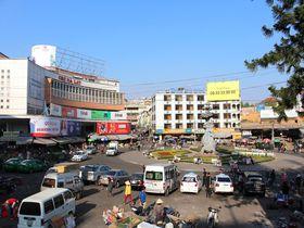 ベトナム・ダラットの中心に位置する「アン ダオ ホテル」