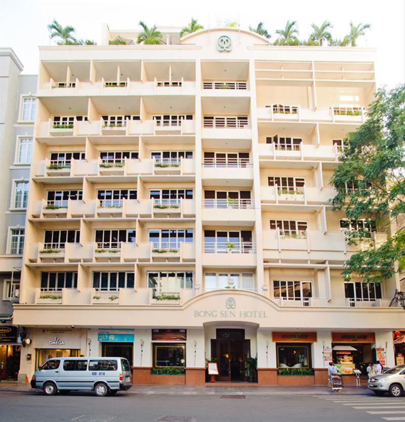ベトナムではトップクラスの三つ星ホテル