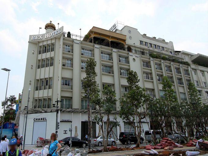 2.レックスホテル