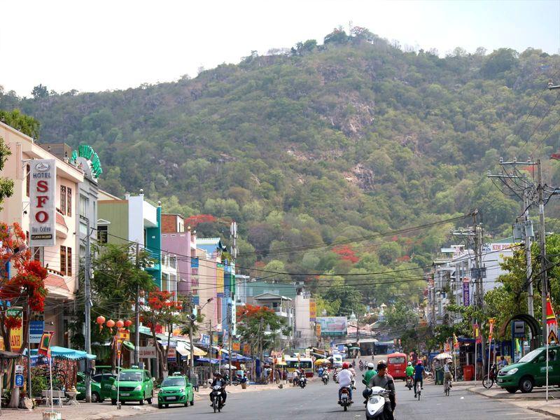 ベトナム南部メコンデルタ地方の秘境!「チャウドック」