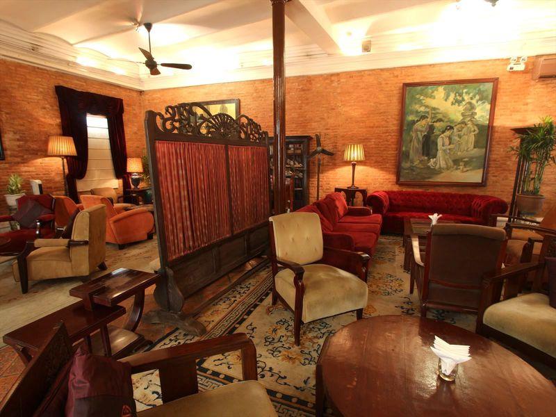 ハリウッド俳優も満悦したベトナム料理レストラン「テンプルクラブ」