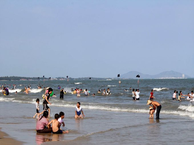 ベトナムのローカルビーチを満喫するなら「ブンタウ」