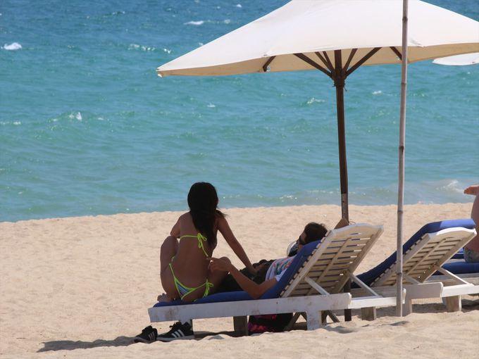 ロマンティックなビーチ「フーコック島」