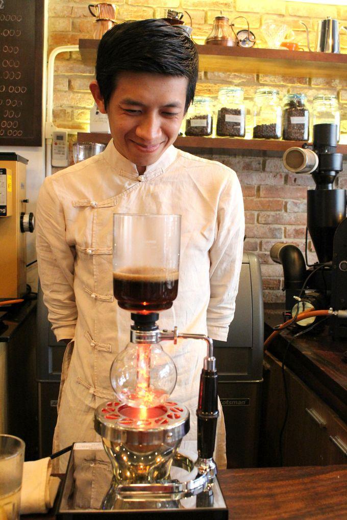コーヒー液の抽出方法を指定できる