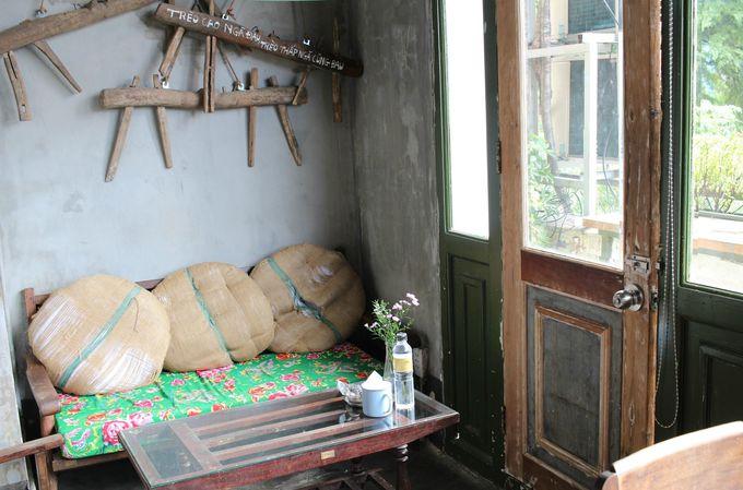 ベトナムらしさ抜群!ホーチミンで昔のハノイの情景に浸る