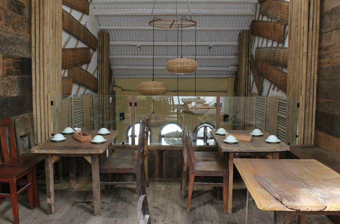 自然と人が調和した素朴な南ベトナムを表現「ゴックチャウガーデン」