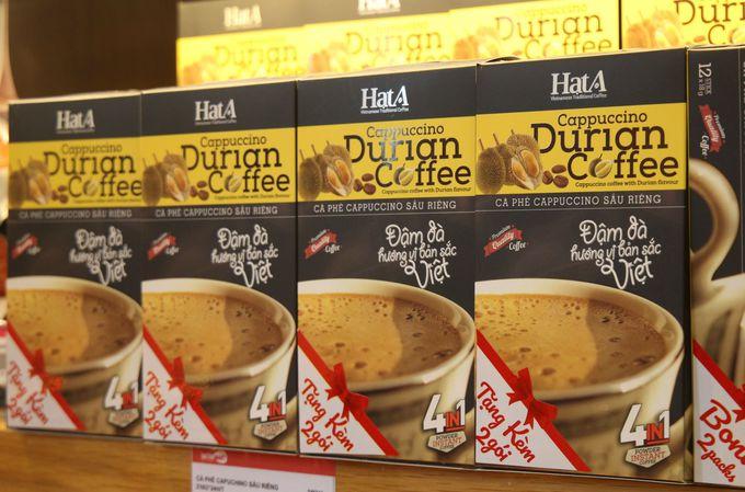 2.ハノイの人気カフェが展開。コーヒーブランド「ハット・アー」