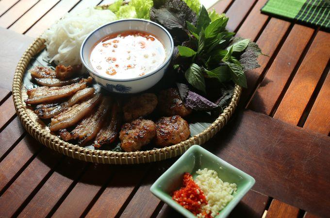 ベトナム料理&シーフードを堪能