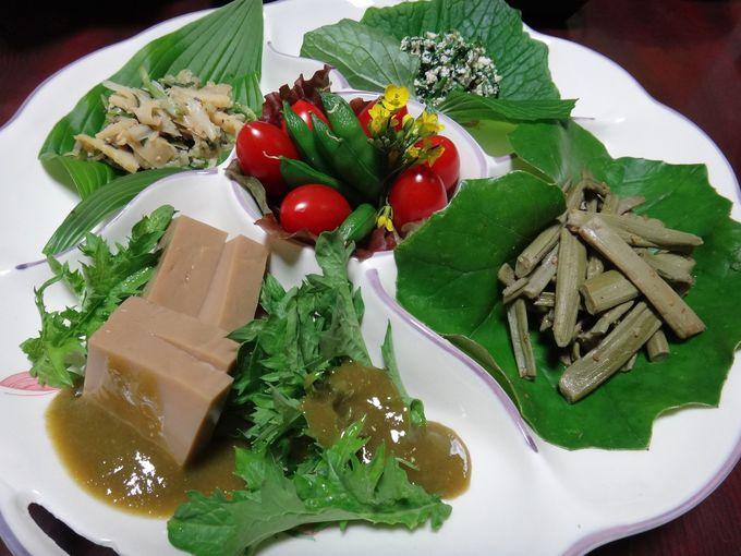 いなか寿司と皿鉢料理の「浅春」