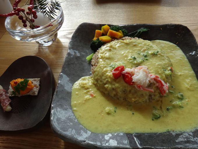 「ロプチューティーガーデン八ヶ岳」の絶品カレー