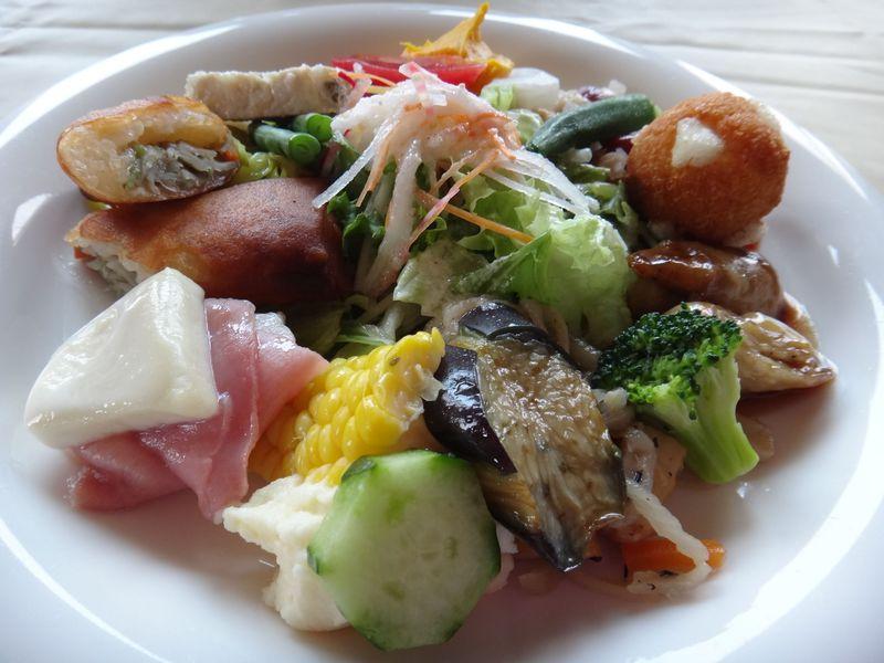 農園レストラン「食工房おると」で名寄産の甘〜い野菜を堪能!