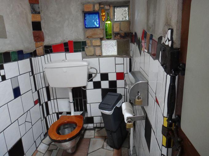 世界的にも注目されている公衆トイレ!