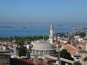 イスタンブールの「ファーマン スルタン ホテル」でステキな景色を眺めながら優雅な朝食を!