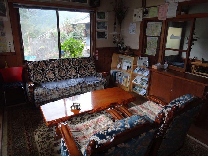 一軒家貸切の宿「山遊亭」