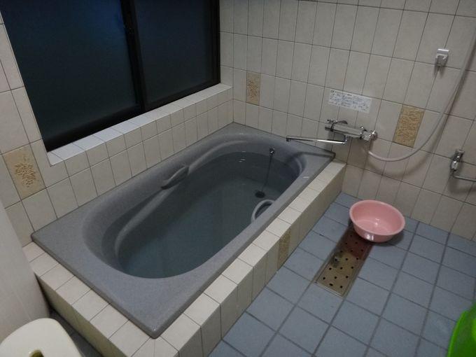 「美人の湯」「若返りの湯」と評判の温泉