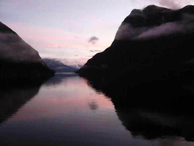 2.ダウトフル・サウンド/フィヨルドランド国立公園
