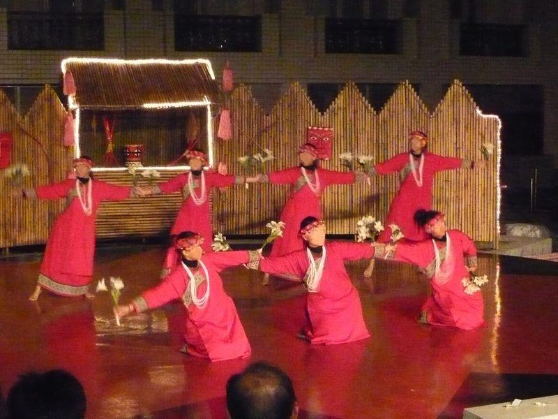 台湾のリゾート温泉ホテル「知本老爺酒店」で原住民の生活に触れる旅!