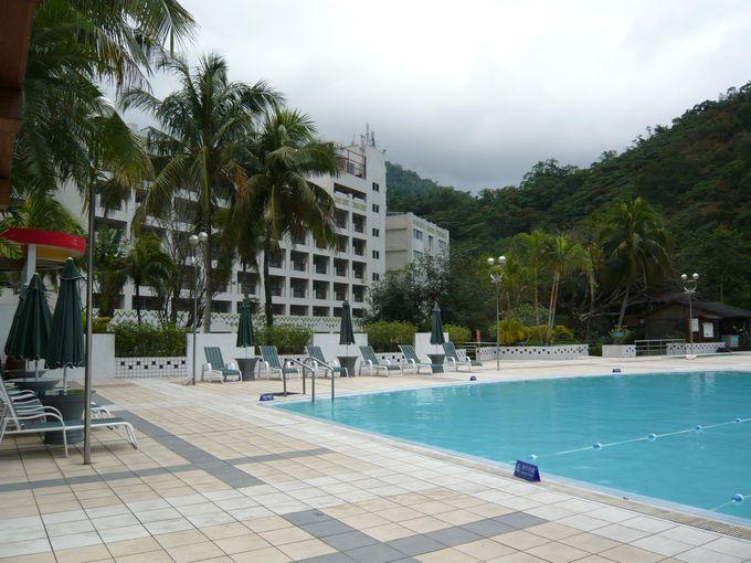 原住民色満載のホテル