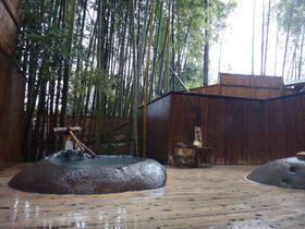 伊豆「水のみち 風のみち 湯ヶ島たつた」で豊富な水と自然の風を感じる