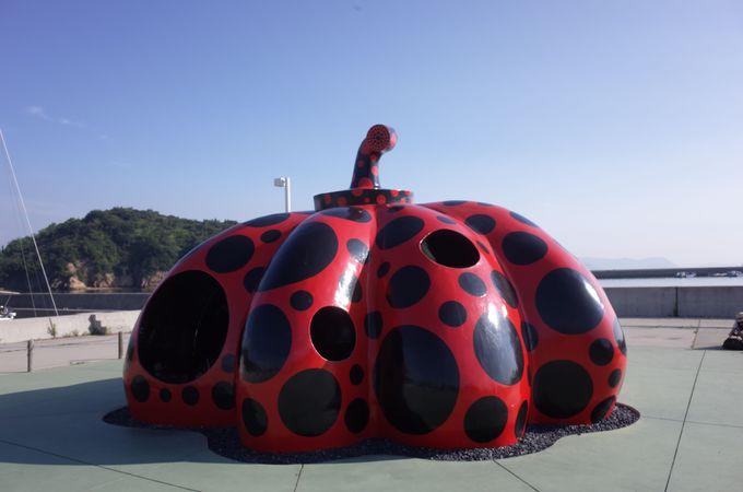 7.香川・アートの島「直島」で楽しむ芸術の秋