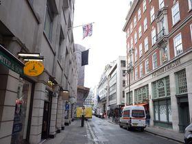 ロンドン観光に最高の立地「ザ ケーベンディッシュ ロンドン」