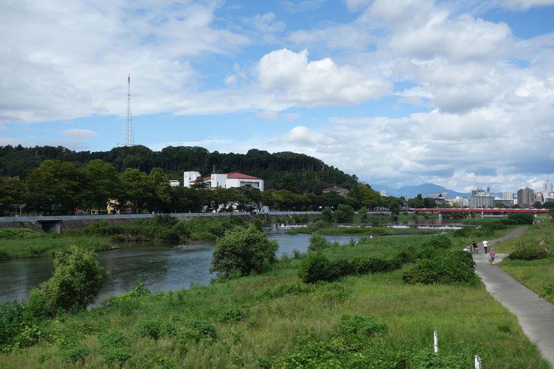 仙台市にもパワースポットがあった!静寂の中に佇む二柱神社