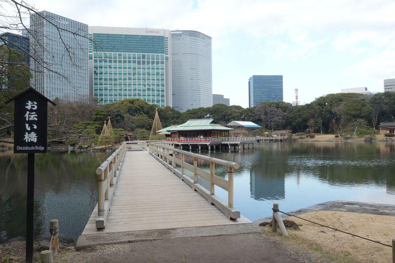昔も今もシーサイドがお好き!?「浜離宮恩賜庭園」の水辺風景を楽しむ
