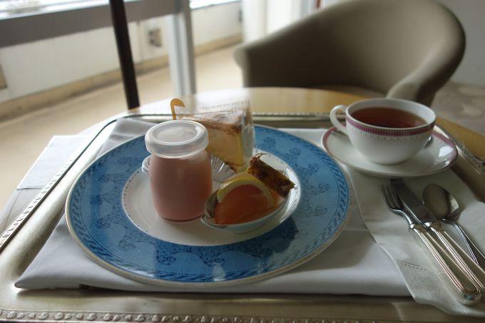 女性限定のレディースプランは特製スイーツ&朝食付