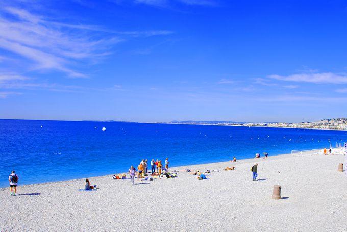 美しすぎるビーチを満喫!