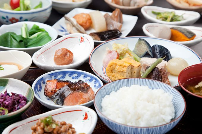 """""""日本""""にとことんこだわった和食ビュッフェ"""