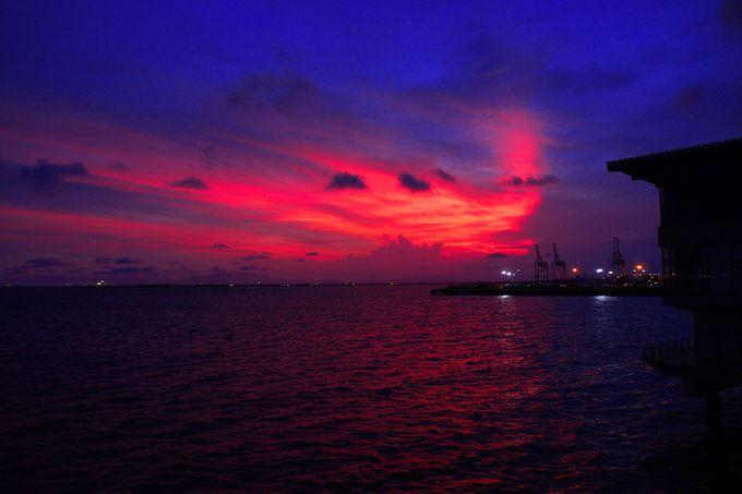マニラ湾のサンセットは「世界三大夕日」のひとつ!