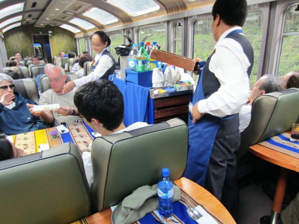 3.ビスタドーム列車