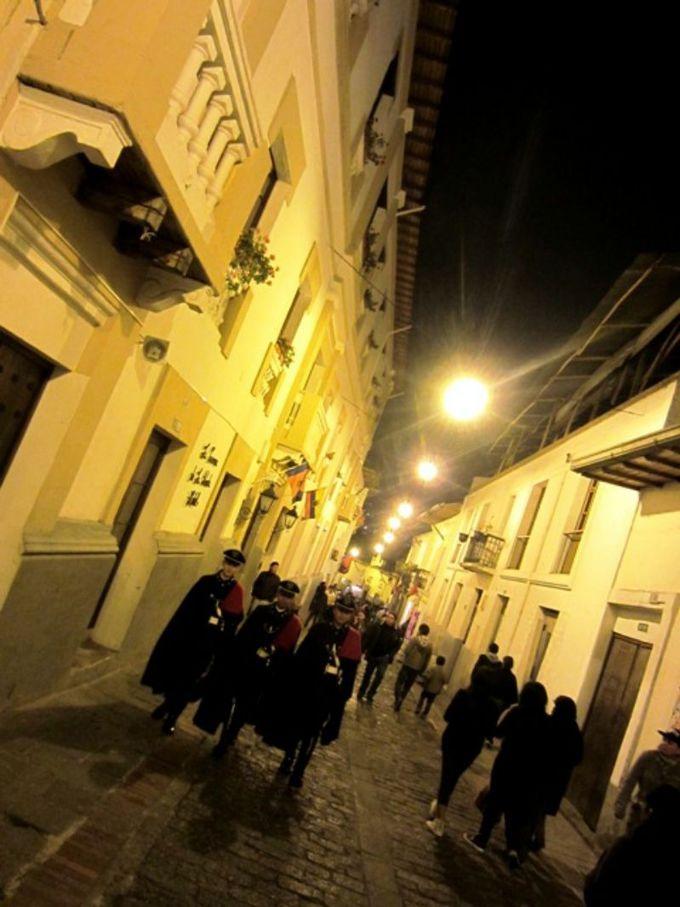 観光ポイントは旧市街に凝縮