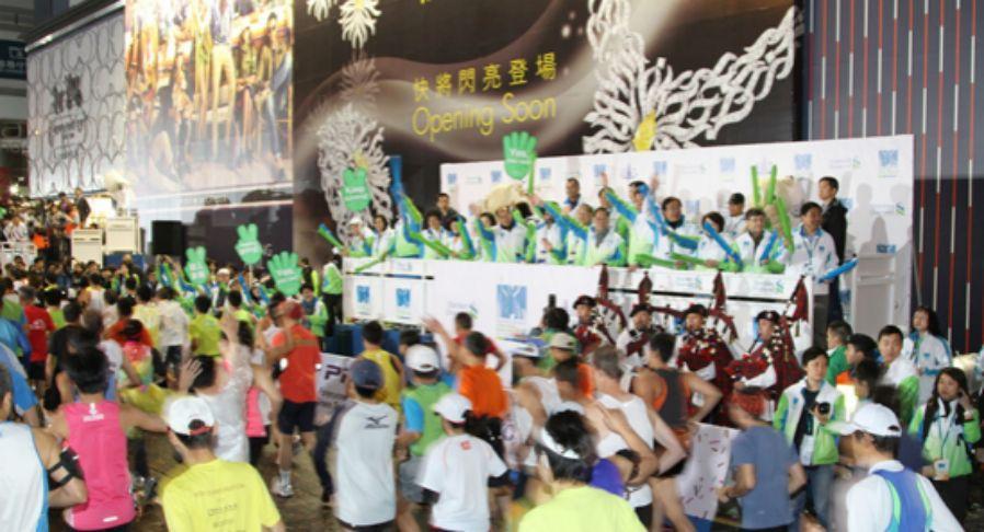 アジア最大級の『香港国際マラソン』