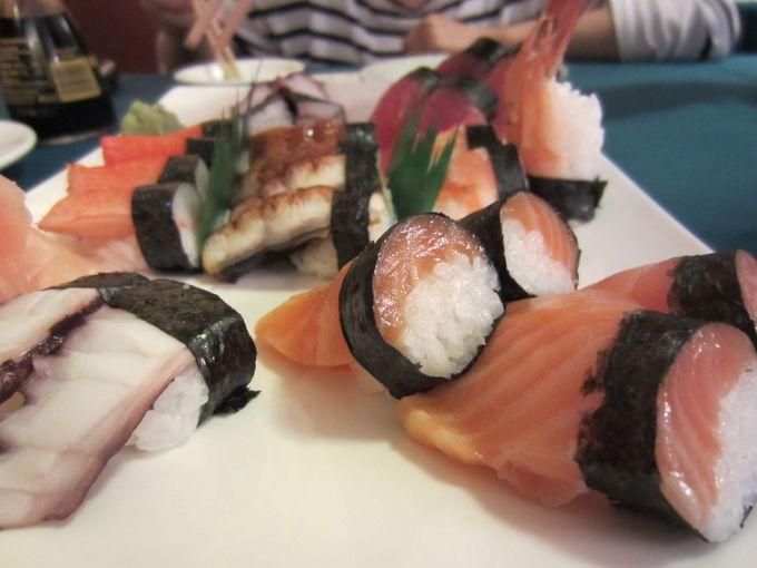 エクアドルで唯一グアヤキルだけにある純粋な日本食レストラン