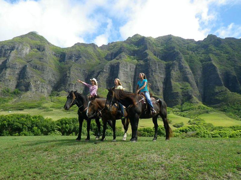 聖なる大地!ハワイ「クアロア・ランチ」でパワーチャージ!