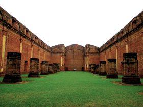 独り占めできる!?パラグアイ唯一の世界遺産トリニダー遺跡