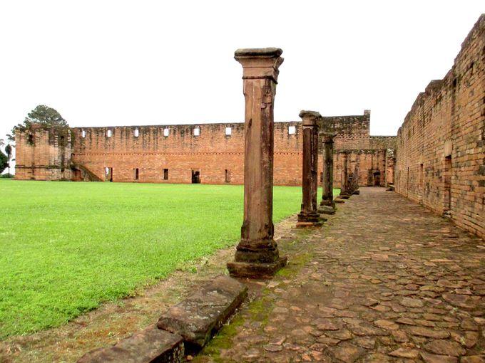 美しい姿が再現された、ヘスス・デ・タバランゲ遺跡