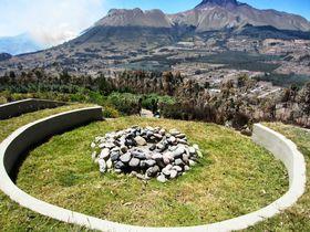 アンデス山脈とインカのパワー『サチャ・ジー』ヒーリングホテル